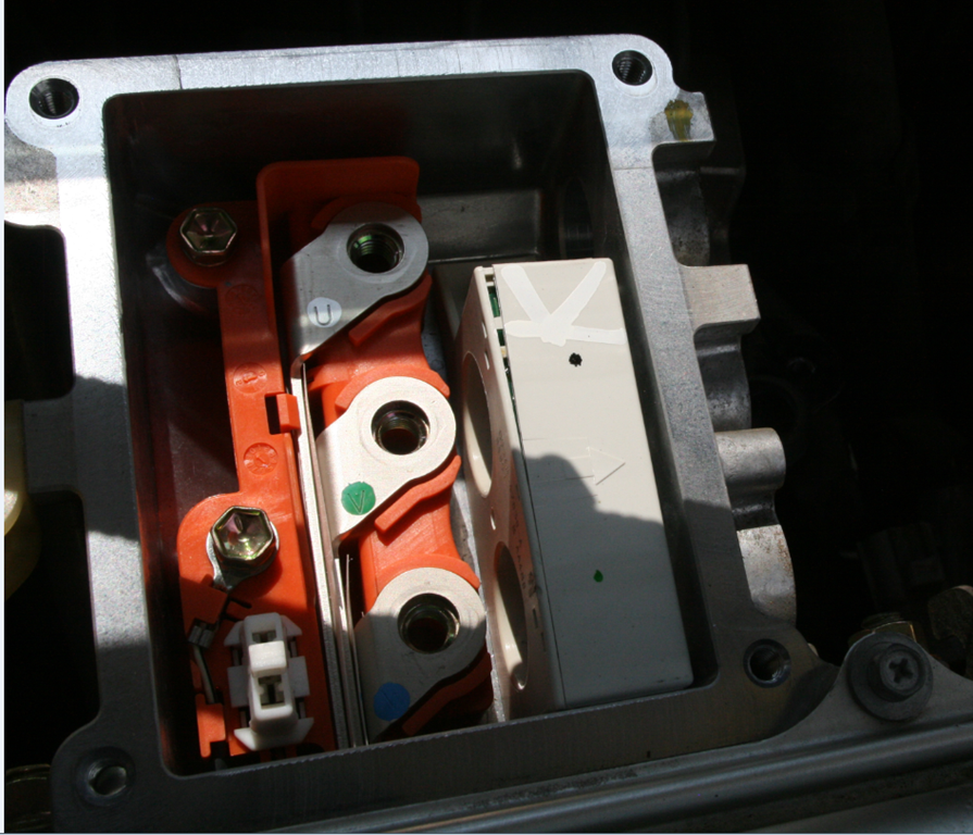 Diagram Replacing The Inverter Assembly On A 2002 1st Gen Prius