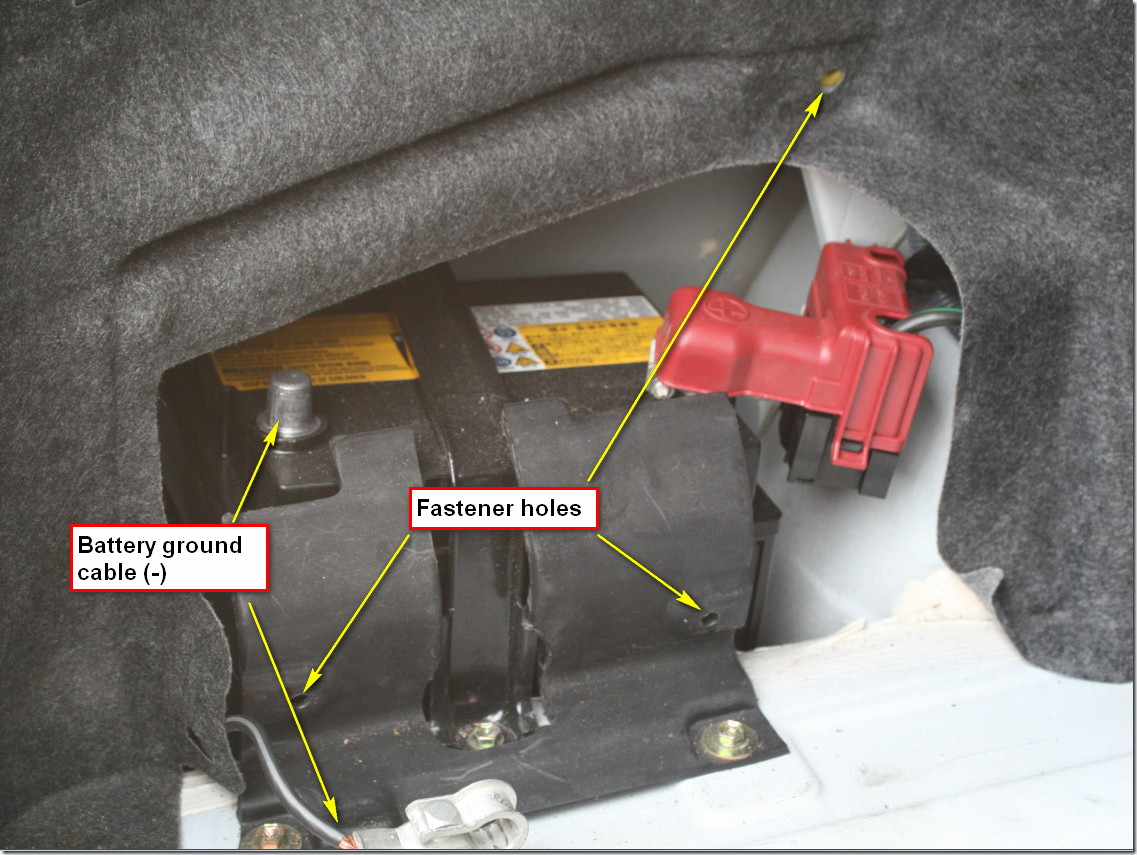 2003 Prius Battery Wiring Harness 33 Diagram Images Image Thumb8w1137h855 Replacing The Inverter Assembly On A 2002 1st Gen