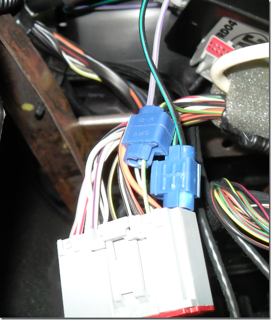 Installing PAC AAI-FRD04 Auxiliary Input in a 2006 Ford