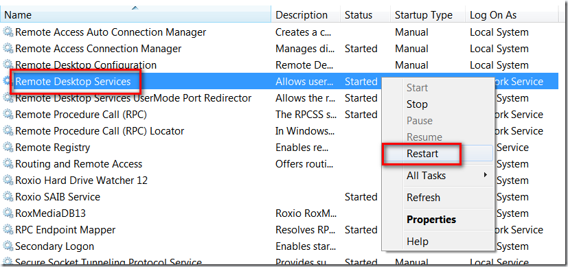 Setting Up Rdp Remote Desktop Connection Through Verizon Fios