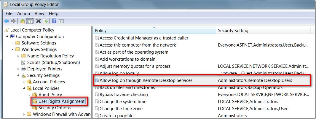 Setting Up RDP (Remote Desktop Connection) Through Verizon