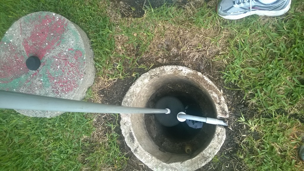 Upgrading The Aerator On A Septic Systems 171 Russ Do It